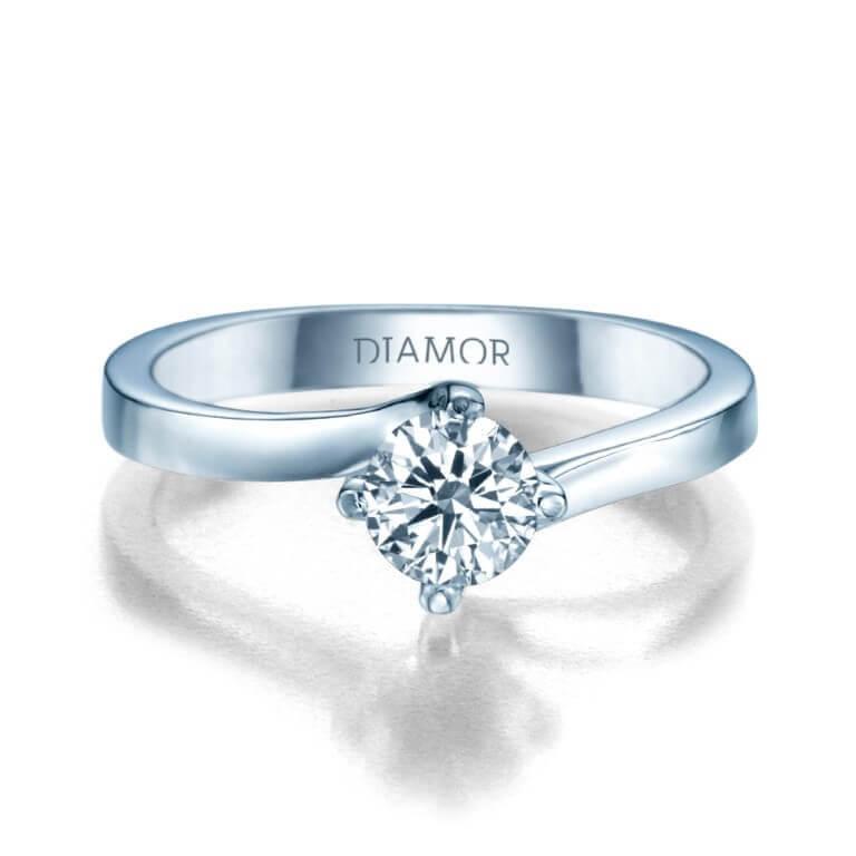 טבעת אירוסין דיקסון