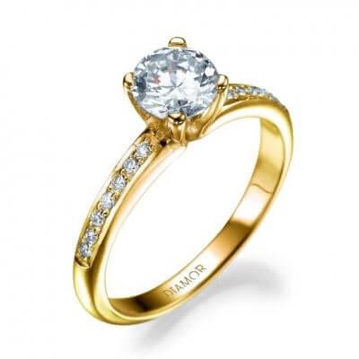 טבעת אירוסין אסטיה